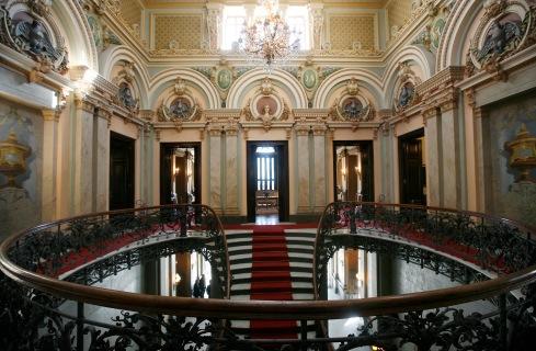 Visitação ao Palácio da Liberdade. Local:Praçada Liberdade Data: 08-08-2010 Crédito: Lúcia Sebe/Secom MG