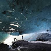 Mýrdalsjökull icecaves