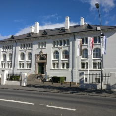 The culture houseSafnahúsið - credit Vera de Kok